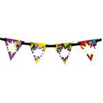 Two sided Pennants - Super power