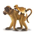 Collecta - Baboon Female with baby