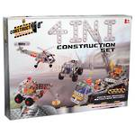 Construct It 4 in 1 Construction Set