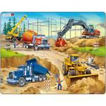 Larsen Tray Puzzle Construction