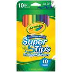 Crayola Super Tips Washable Markers 10 Pack