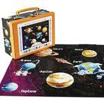 130 piece jigsaw - Planets