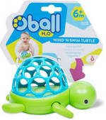 O'Ball Wind n Swim Turtle