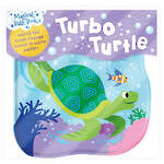 Turbo Turtle Magical Bath Book