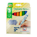 Crayola Ultra Clean Washable Markers 8 Pack