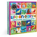 eeboo Life on Earth Memory and Matching Game