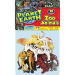 Planet Earth Zoo Animals Poly Bag
