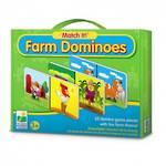 Match it Farm Dominoes