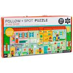 Follow & Spot Puzzle In Our House 10 Piece