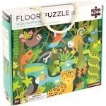 Floor Puzzle Wild Rainforest 24 Piece