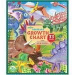 eeboo Keepsake Growth Chart Dinosaur