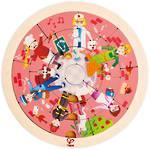Hape - Jobs Roundabout wooden puzzle