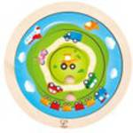 Hape Spinning Transport Puzzle