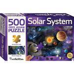 Puzzlebilities 500pc Jigsaw Puzzle Solar System