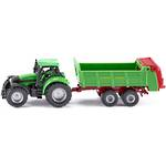 Siku 1673 Tractor with universal manure spreader