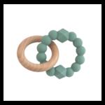 Jellystone Designs Moon Teether Sage