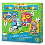 4 in a Box - Jungle