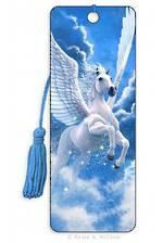 3D Bookmark - Pegasus
