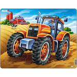 Larsen Tray Puzzle - Tractor 37 pieces