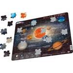 Larsen Tray Puzzles - Solar System 70 pieces