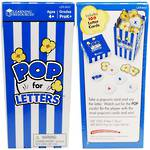 Pop For Letters