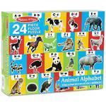 Melissa & Doug Floor Puzzle - Animal Alphabet