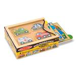 Melissa & Doug Mini Puzzle Pack Vehicles