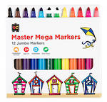 Early Creations Master Mega Markers
