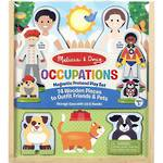 Melissa And Doug Magnetic Dress Ups Occupations