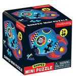 Mudpuppy Mini Shaped Puzzle Rocket 24pc