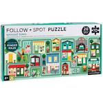 Follow & Spot Puzzle Around Town 10 Piece