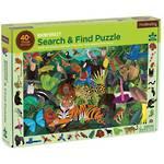 Mudpuppy Search & Find Puzzle Rainforest 64pc
