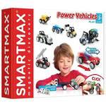 Smartmax Power Vehicles 25pcs