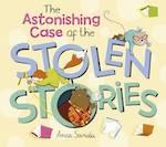 Astonishing Case of the Stolen Stories