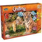 Gallery Tiger Cubs 300XL Puzzle