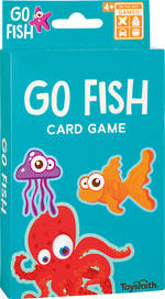 Go fish Card Game