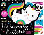 Unicorns & Kittens Sticker By Number