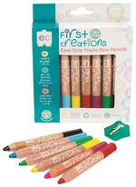 First Creations Easi-Grip Watercolour Pencils