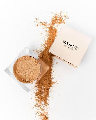 VANI-T Mineral Powder Foundation - Toffee