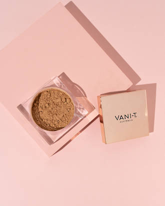 VANI-T Mineral Powder Foundation - Caramel