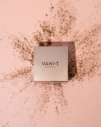 VANI-T Mineral Powder Foundation - Shell