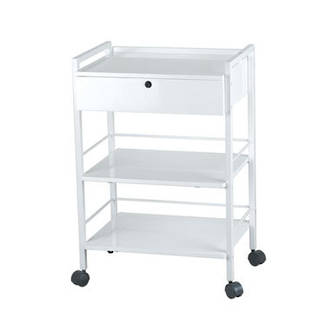 3 Tier Trolley - One Drawer