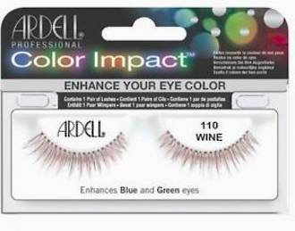 Ardell colour impact 110 WINE x1 Left!