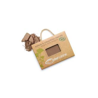 Couleur Caramel Pearly Coppered Chocolate Eye Shadow
