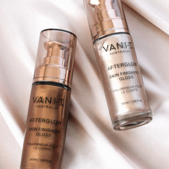 VANI-T Afterglow Skin Finishing Gloss - Empress
