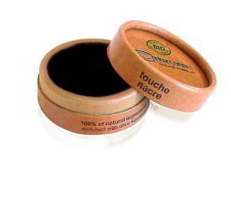 Couleur Caramel Deep Black Pearl Touch Powder