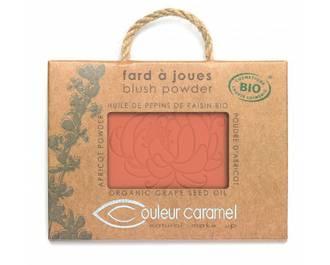 Couleur Caramel Blush Powder Peach