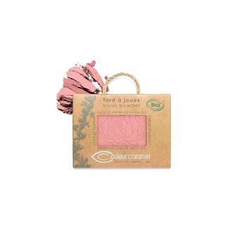 Couleur Caramel Fresh Pink Blush Powder