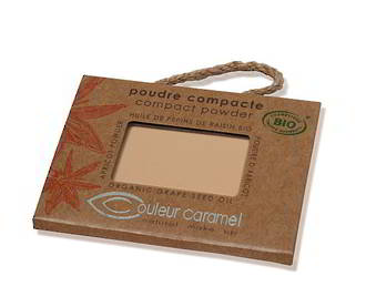 Couleur Caramel Light Beige Compact Powder