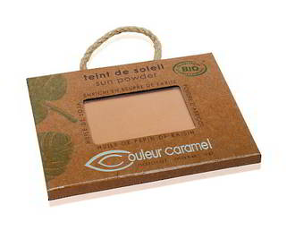 Couleur Caramel Pearly Beige Sun Powder
